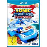 Sonic All-Stars Racing Transformed Limited Edition Wii U